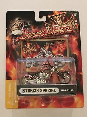 Jesse James Sturgis Special diecast motorcycle West Coast Choppers - Ships Free