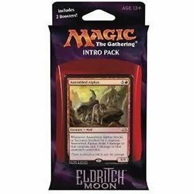 Untamed Wild Magic the Gathering Eldritch Moon Intro Pack MTG Cards