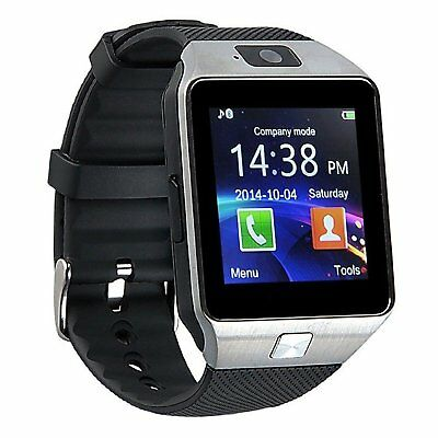 2018 DZ09 Bluetooth Smart Watch Phone + Camera SIM SLOT For Android IOS Samsuang