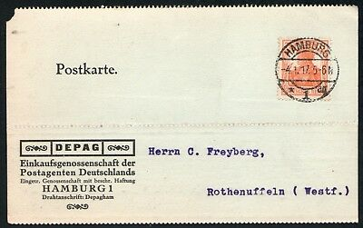Germany Postcard -  (#977)