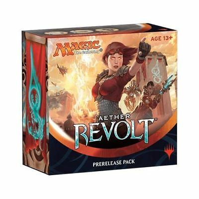 Aether Revolt Bundle Magic the Gathering Boosters Card Deck