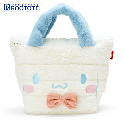 Cinnamoroll X ROOTOTE Tote Bag (Feather Ru Deli) SANRIO From Japan ##mo