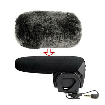 17cm Microphone Windscreen Muff Windshield Cover Skin For Rode Video Mic PRO