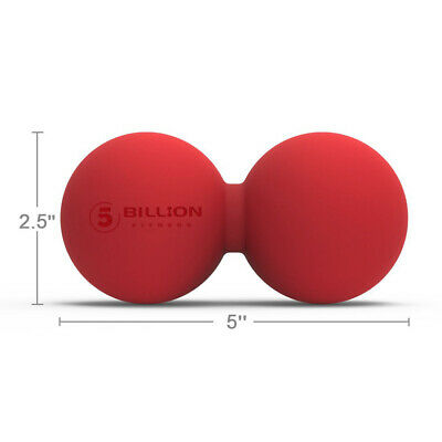 Spiky Massage Ball Combo- Body/Foot Massage-Muscle Pain Relief Physical Threapy
