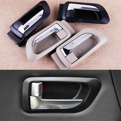 Pair Inner Door Handle Left Right For Great Wall X200 X240 6105100-K80 Black