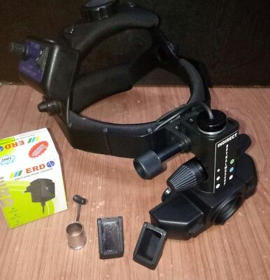 Indirect Ophthalmoscope Wirless Rechargeable free ship