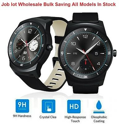 Job lot Wholesale Tempered Glass Screen Protector For Various Smart Watches