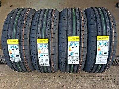 205 55 16 DUNLOP NEW Tyres 205/55R16 91V Amazing  B,A  Rated Wet Grip very cheap