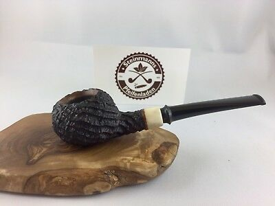 highly collectible Freehand Pfeife - pipe – pipa Handmade by Thomas Teichmann