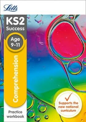 KS2 English Comprehension Age 9-11 SATs Practice Workbook: 2018 Tests