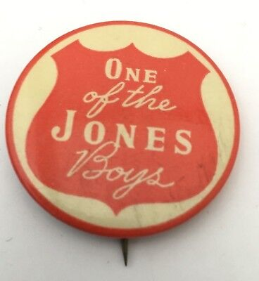 Pre-Prohibition Advertising Pin-Frank Jones Brewery, Portsmouth, NH