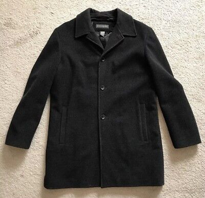 Banana Republic mens wool coat. In great condition.