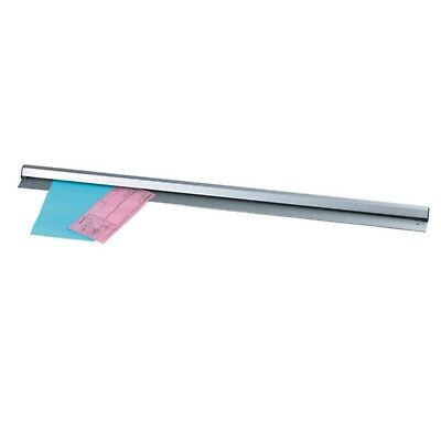 "12"" Aluminium Tab Order Grabber Bill Tickets Waiter Food Pad Wall"
