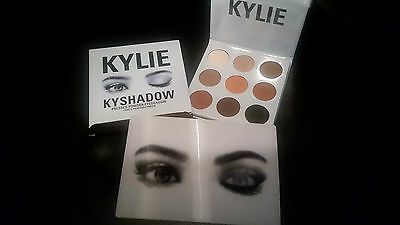 KYLIE JENNER The Bronze Palette Kyshadow EYESHADOW mit KARTE -NEU 100%Original