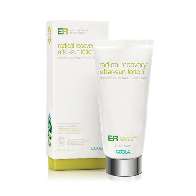 Coola Environmental Repair Plus Radical Recovery After-Sun Lotion - 6 oz