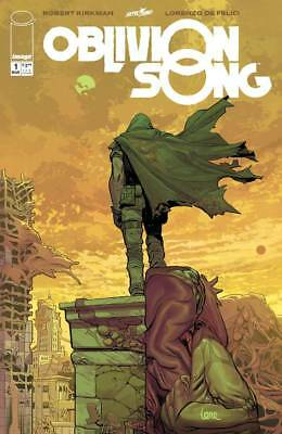 OBLIVION SONG BY Robert KIRKMAN & DE FELICI #1 - Creator Walking Dead  - PRESALE
