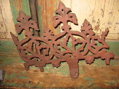 Cast Iron Antique Decorative Victorian Greenhouse Architectural Trim