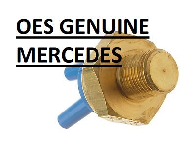 One New Genuine Thermo-Vacuum Valve Left 0001403360 000140336067 for Mercedes MB