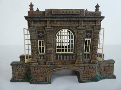 Department 56 Dickens' Village Series Covered Bridge at the Manor 58565