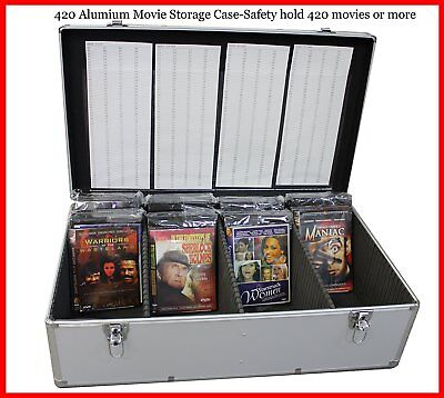 New 300 Pk Refill Sleeves for DVD Blu-Ray Movie Storage case replacement Black