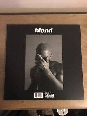 Frank Ocean Blond Vinyl LP Limited Edition