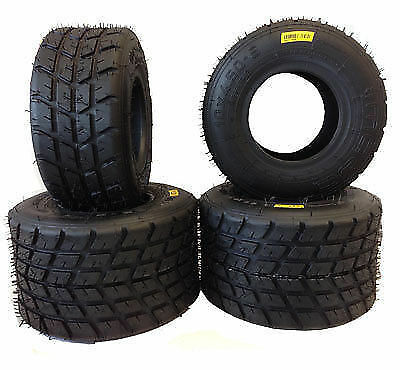 Set of Mojo W2 Max Wets All Max Classes (UK Tyres MSA Legal) WIZZ KARTS