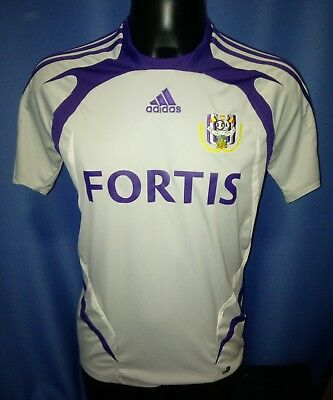 Anderlecht Football Shirt size S Small