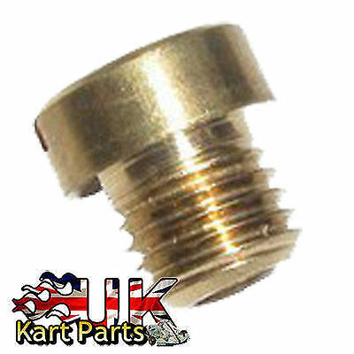 KART Rotax Max Main Jet Size 158 for Dellorto Carb Great Value