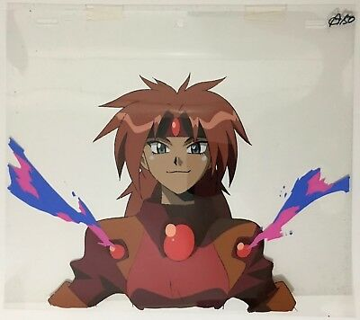 Anime Cel from El Hazard featuring Shayla-Shayla