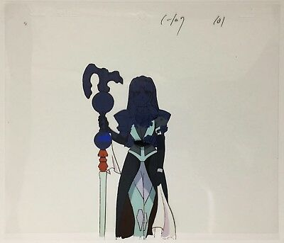Anime Cel from El Hazard featuring Ifurita