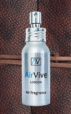 AirVive New Leather Fragrance   |   Smells Just Like Fresh, New Leather (50ml)