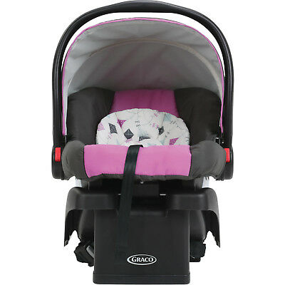 New Graco SnugRide 30 Click Connect Infant Car Seat with Front Adjust, Kyte