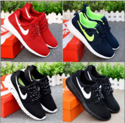 2018 New Men's Fashion Breathable casual sports shoes Running shoes Athletic