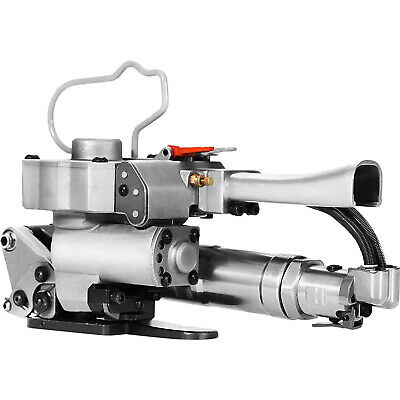 NEW Pneumatic Strapping Tool Handheld Band Strapper Pet/Pp Banding Strap 19mm