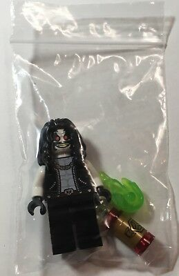 LEGO DC Super Heroes Lobo Minifigure Minifig 76096 Superman & Krypto Team-Up New