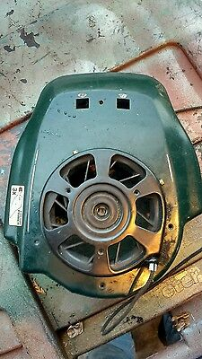 RECOIL OFF CRAFTSMAN sears LAWN MOWER TECUMSEH MOTOR