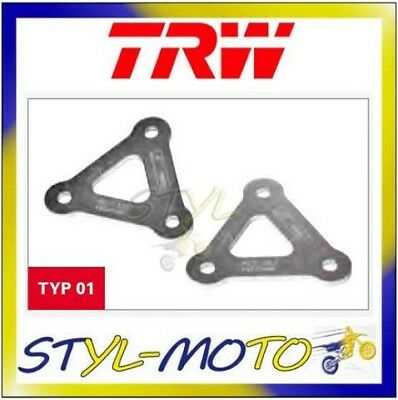 Kit Rialzo Sollevamento Sella Trw +25Mm Mchl139 Triumph 675 Str. Triple, R 2013