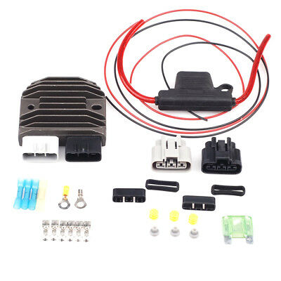 *For SHINDENGEN MOSFET FH020AA Regulator Rectifier Kit FH012AA Upgraded Version