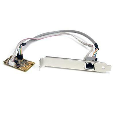 StarTech Mini PCI Express Gigabit Ethernet Network Adapter NIC Card