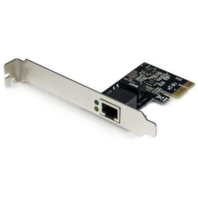 StarTech 1Port PCI Express Gigabit Server Adapter - PCIe Network Card