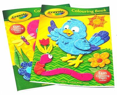 Colouring Book Childrens Kids - Colour Creative Activities Crayola