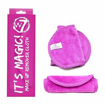 W7 Cosmetics It's Magic! Make up Remover Cloth Womens Ladies Face Wash