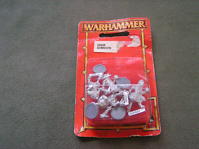 Warhammer Fantasy -  Ungor Plänkler Skirmishers - OVP Games Workshop
