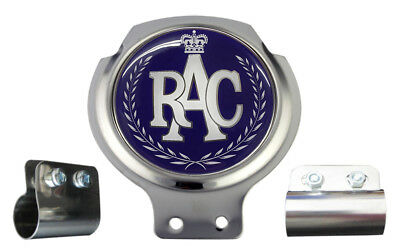 Stainless Bracket To Fit Royal Automobile Club Badge To Desmo Type Badge Bar High Quality Materials Vehicle Parts & Accessories