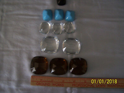 Stain Glass Parts Jewels