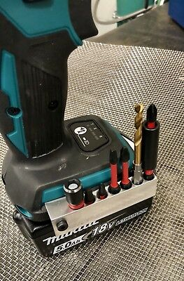 Tool Bit Holder for Makita LXT 18v Drills And Impacts