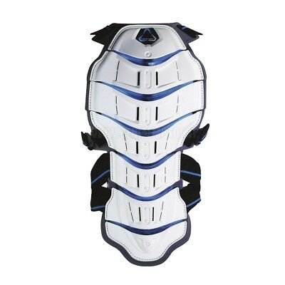 Revit Tryonic Back Protector Feel 3.7 Tpb001 White Blue Size L