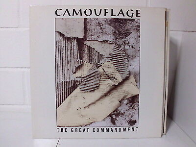 Camouflage:The great commandment(Extended Dance Mix) Maxi Single