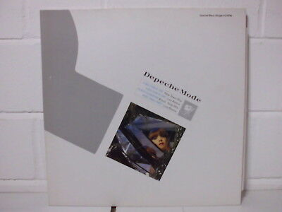 Depeche Mode:A question of time(New Town Mix) Maxi Single