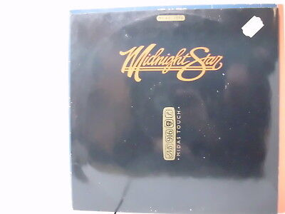 Midnight Star:Midas Touch(Extended Dance Mix) Maxi Single